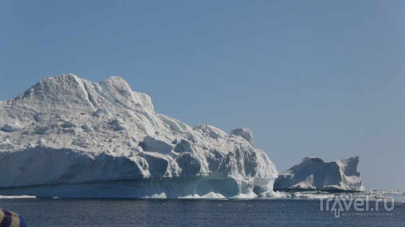 Гренландия. Июнь 2011 / Исландия