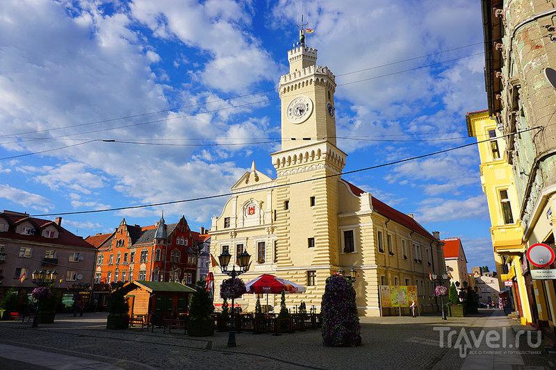 Самая большая в мире статуя Иисуса Христа / Фото из Польши