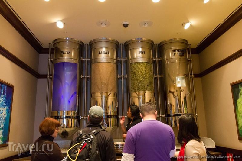 Музей пива Heineken Experience