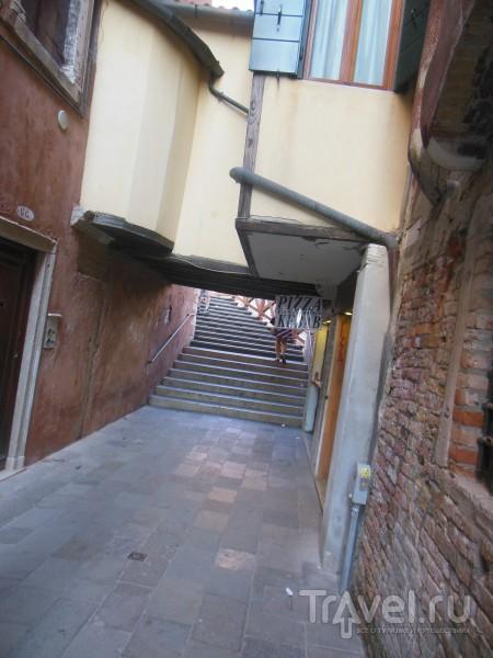 Город, в котором нет велосипедов / Италия
