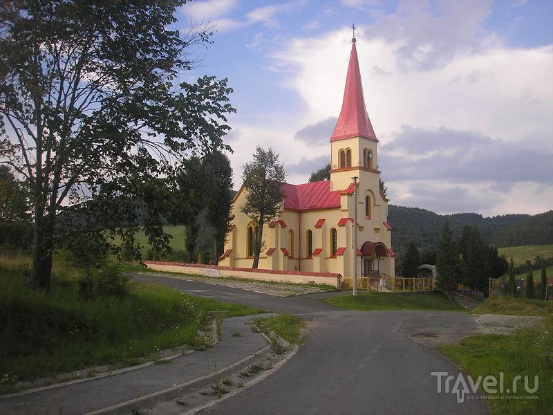 Словакия, Врбов, термальные купальни / Словакия