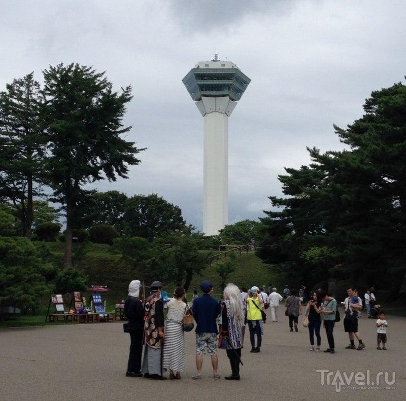 Поездка в Хакодате, Япония / Япония