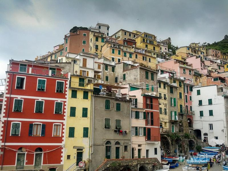 Путешествие по Италии на итальянской машине / Италия