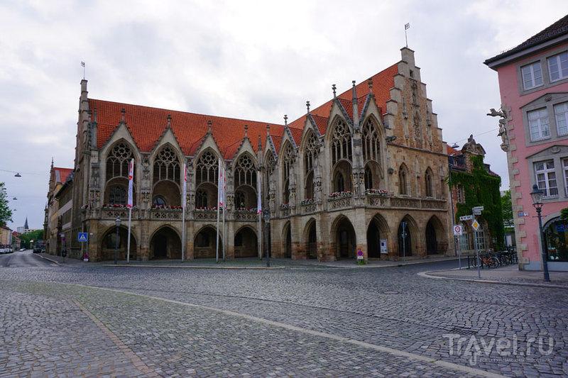 Веселый город Брауншвейг / Германия