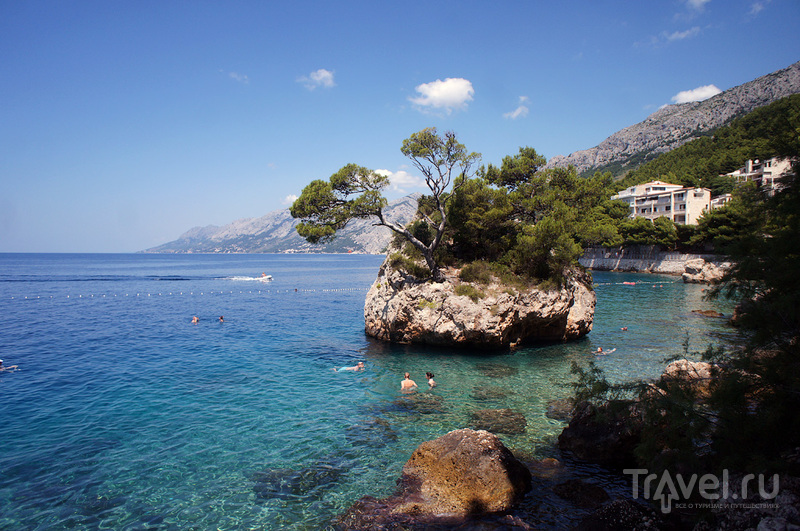 Едем на самый красивый пляж в Европе через Боснию и Герцеговину / Фото из Боснии и Герцеговины