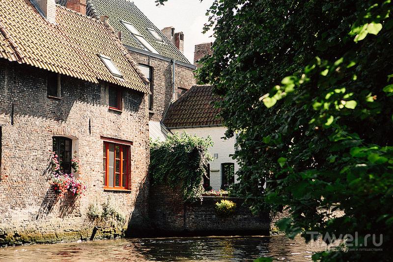 Брюгге / Фото из Бельгии