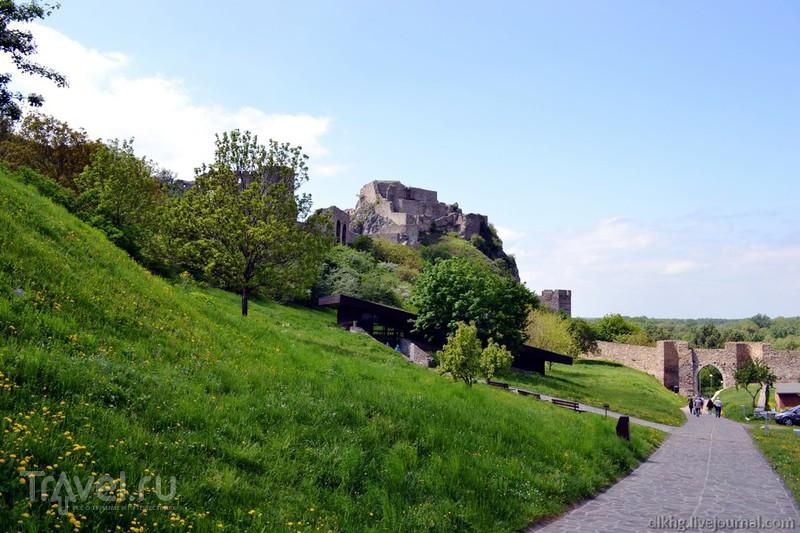 Крепость Девин. Братислава / Словакия