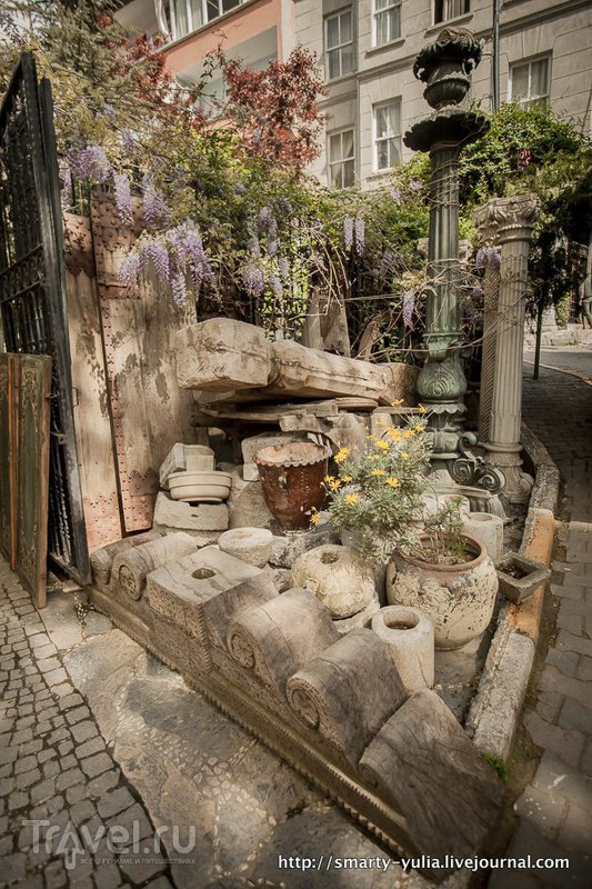 Стамбул: Чукурджума  и французский квартал / Фото из Турции