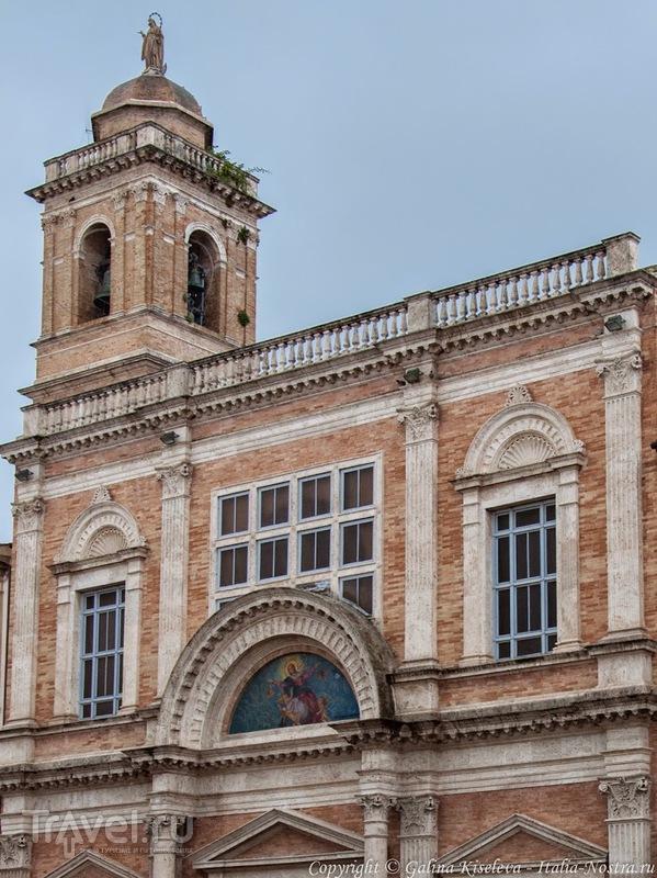 Неизвестный Марке. Оффида (Offida) - город кружевных сказок / Италия