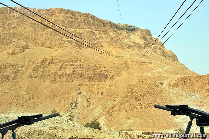 Масада - символ Израиля, историческое чудо или туристический аттракцион? / Израиль