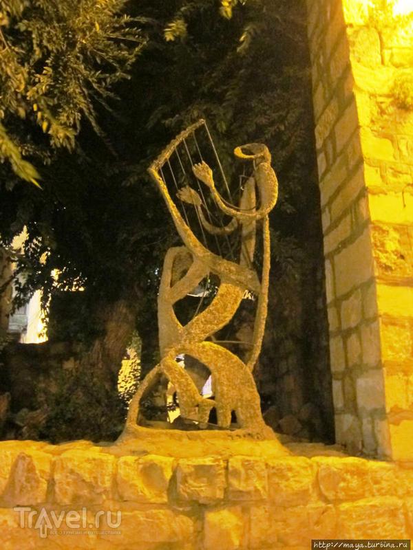 Город - вдохновение / Израиль