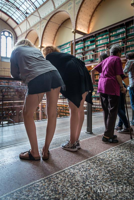 Простые истины Рейксмюзеума / Нидерланды