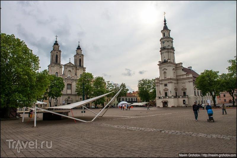 Каунас - самый литовский город Литвы / Литва