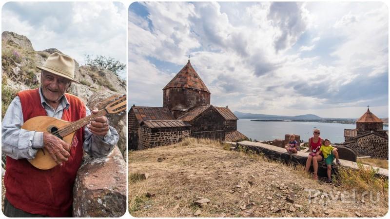 Долгожданная Грузия и немного Армении / Армения