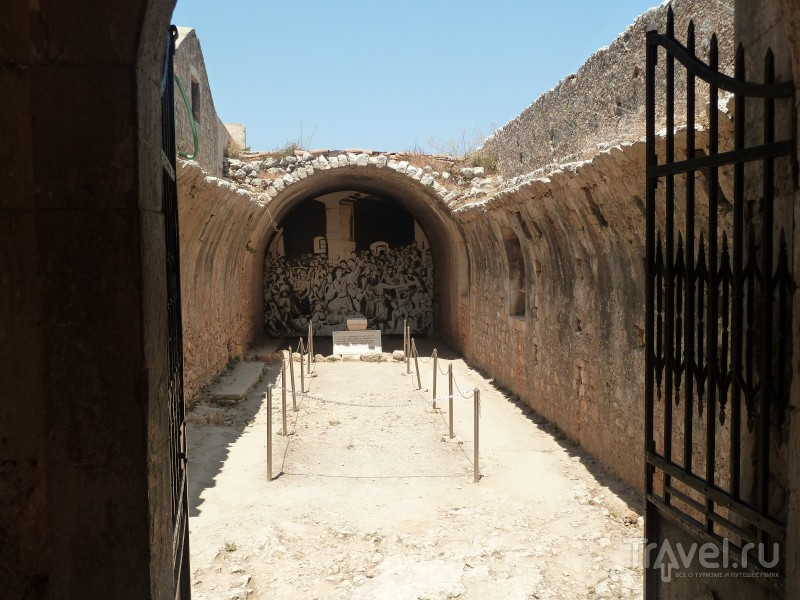 Церкви и монастыри Крита / Греция
