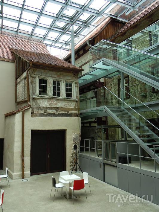 Равенсбург: Музей Квартира Хумписа (Museum Humpis-Quartier in Ravensburg) / Германия