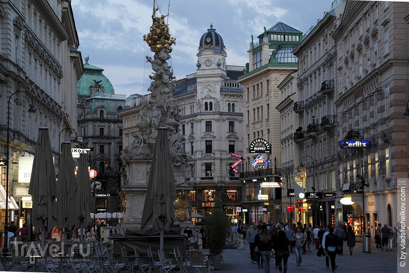 Один вечер - Im Graben или параллели кино / Австрия