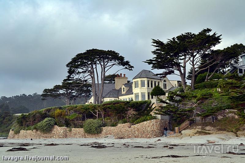 Курортный Кармел - скромное обаяние калифорнийской буржуазии / Фото из США