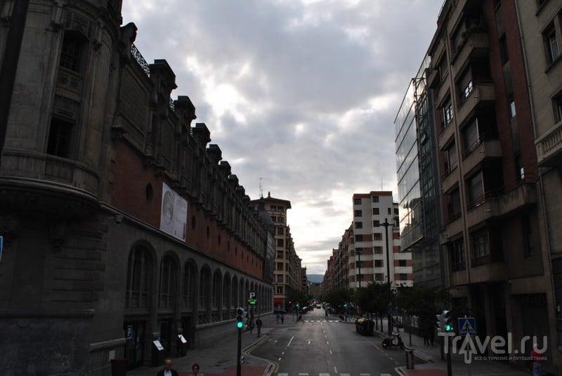 Бильбао. Солнце и дождь / Испания