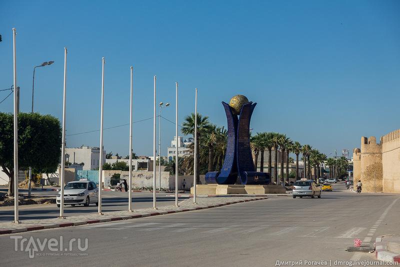 Религиозный центр Туниса - Кайруан / Фото из Туниса
