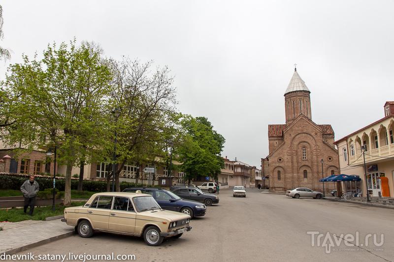 Телави, Грузия: прогулки по улицам / Фото из Грузии