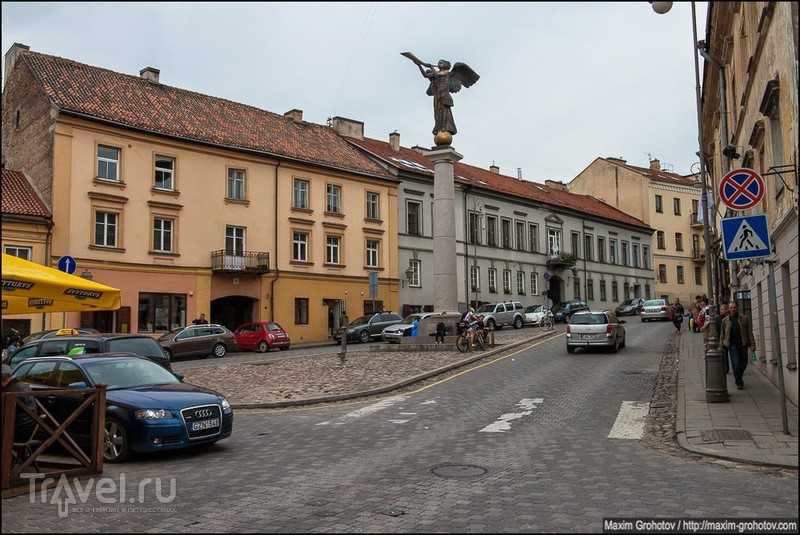 Ужупис. Республика Свободы / Литва