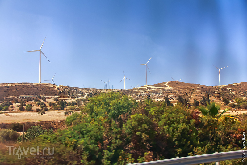 Кипр: по дороге вдоль острова / Кипр