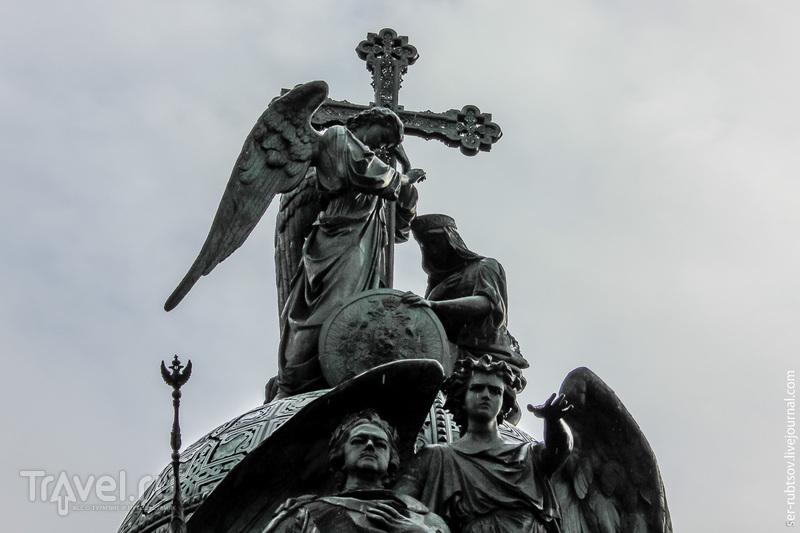 Великий Новгород. Бегом по детинцу / Фото из России