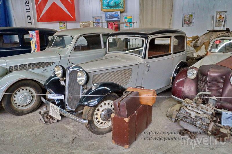 Ломаковский музей старинных автомобилей и мотоциклов / Россия