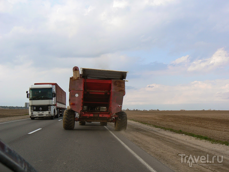 Пойми, нельзя просто так взять, и не поехать в Бобруйск! / Белоруссия