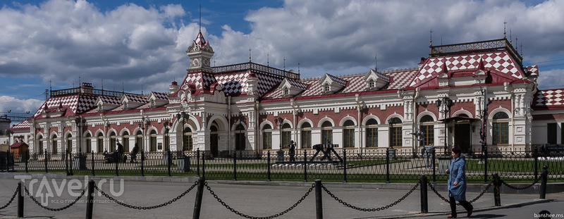 Екатеринбург, июнь 2014 / Фото из России