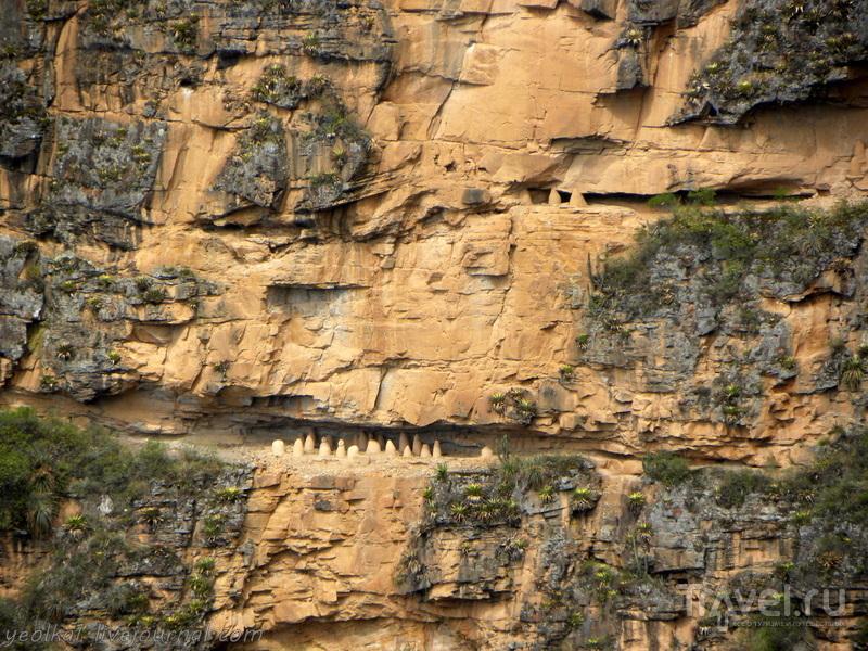"""Un gran viaje a América del Sur. Перу. Амазонас. Pueblo de los Muertos - """"Деревня Мёртвых"""" / Перу"""