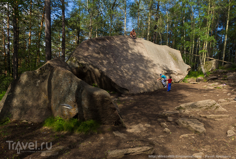 Красноярские Столбы / Фото из России