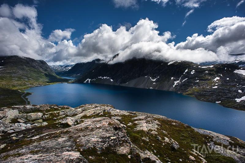 С Далсниббы на Гейрангер / Фото из Норвегии