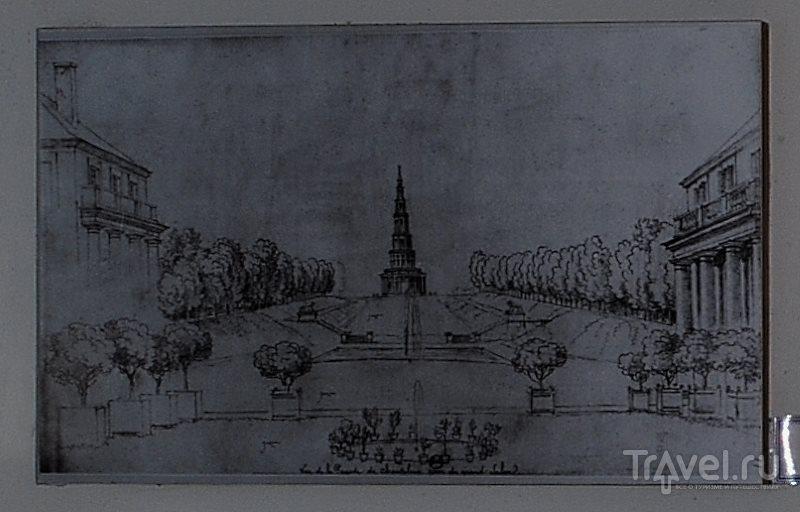 Пагода Шантелу (La Pagode de Chanteloup), Амбуаз / Франция