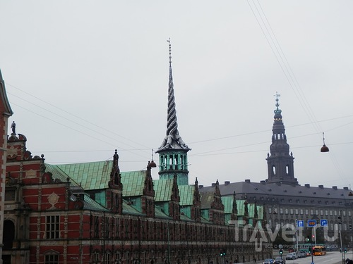 Копенгаген - морской музей и Тиволи / Дания