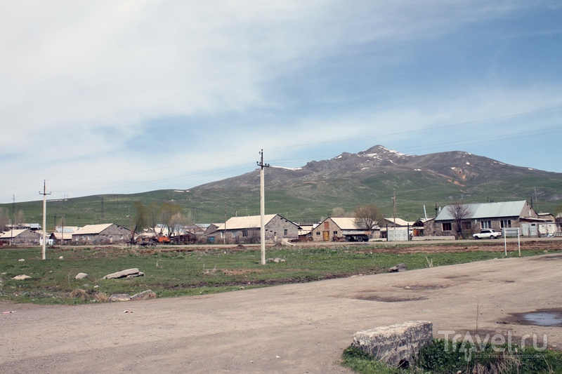 Автостопом по Армении / Армения