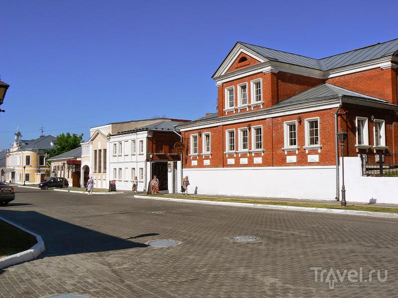 Коломна. Восстановленный купеческий город / Россия