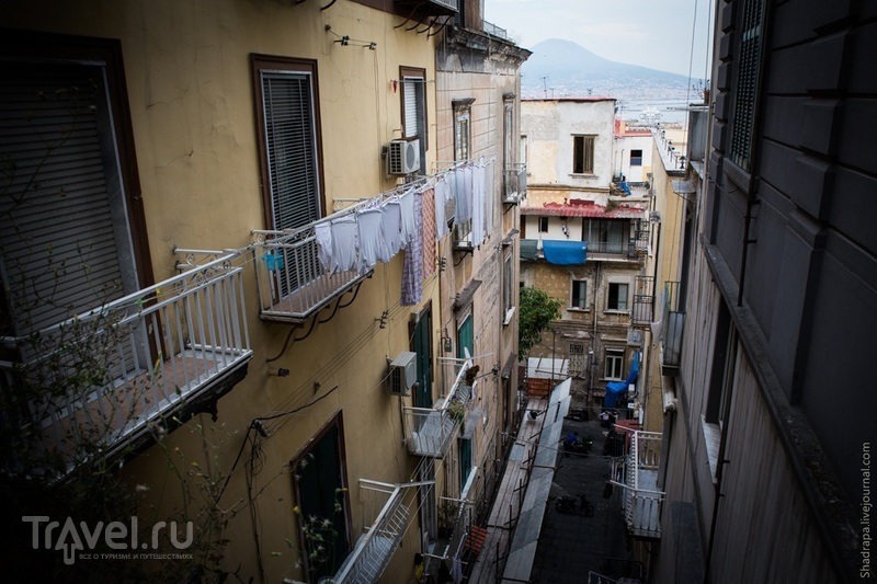 Большой бельевой заговор / Италия