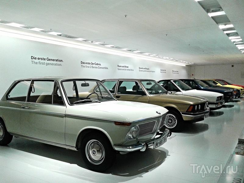 Музей BMW в Мюнхене: история взлетов и падений / Германия