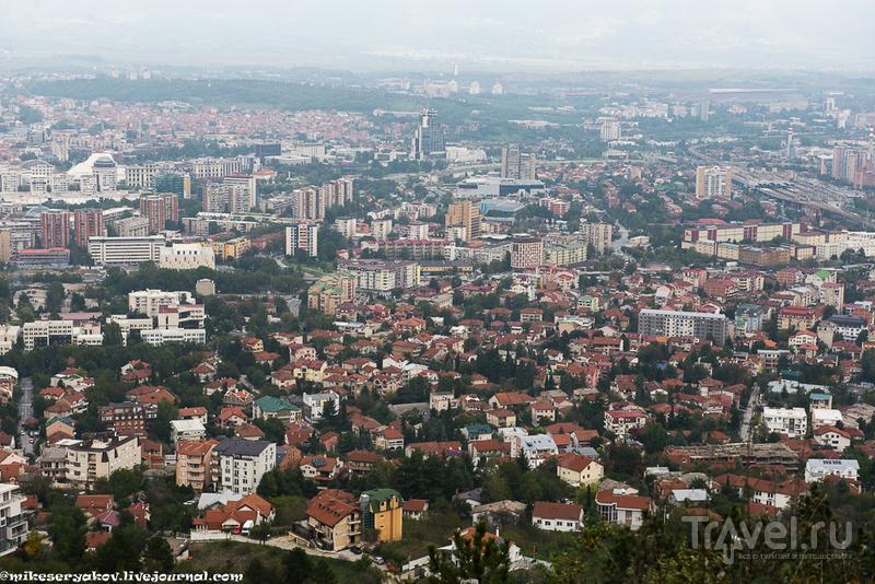 Скопье - столица БЮРМа / Фото из Македонии