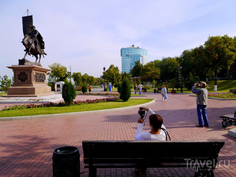 Самарская Заволга на велосипеде или бабье лето в самом разгаре / Фото из России