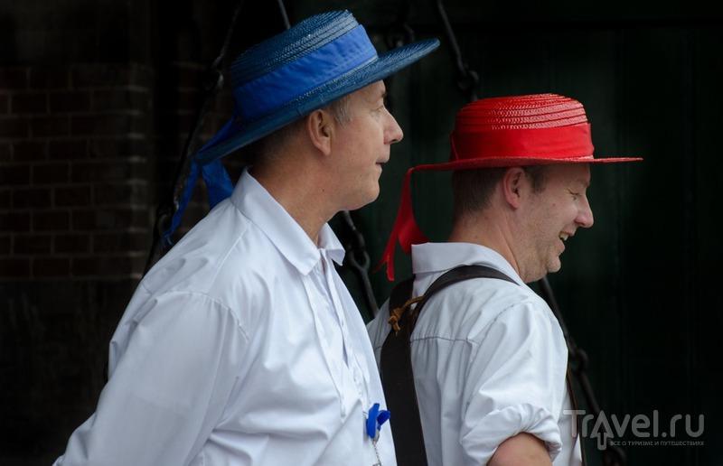 Сырная ярмарка в Алкмааре / Нидерланды