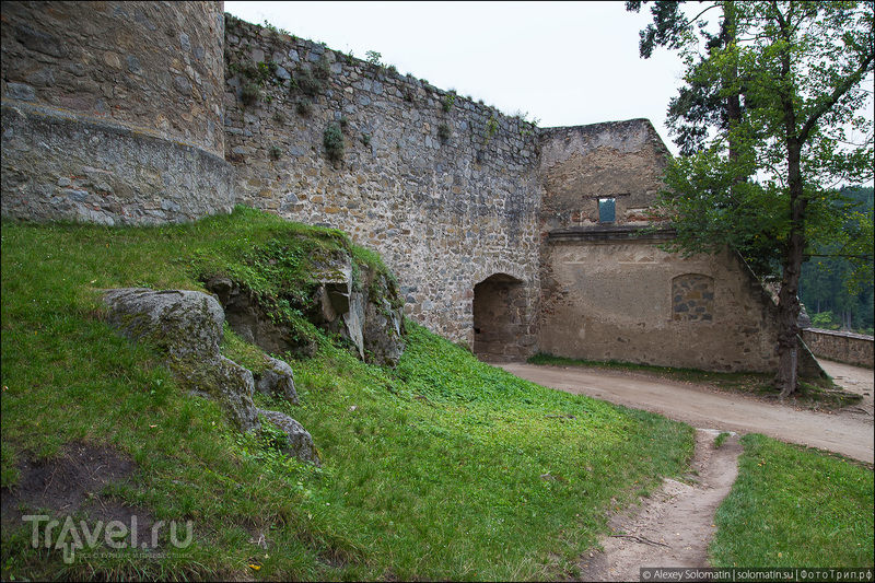 Замок Звиков / Фото из Чехии