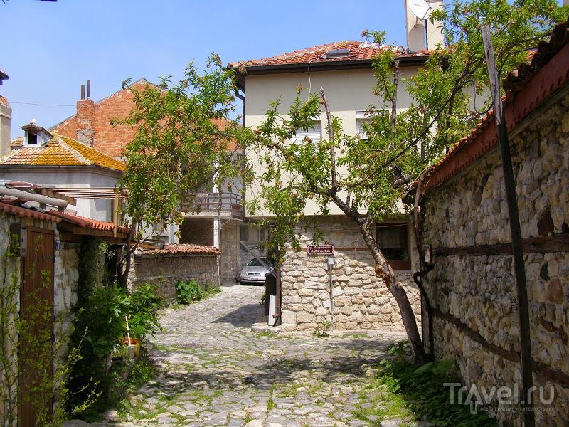 Болгария. Двухэтажный Несебр / Болгария