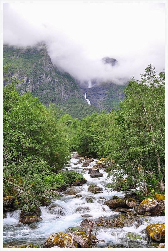 """Норвежская сага: К самому высокому водопаду или Человек в """"ином времени"""" / Норвегия"""