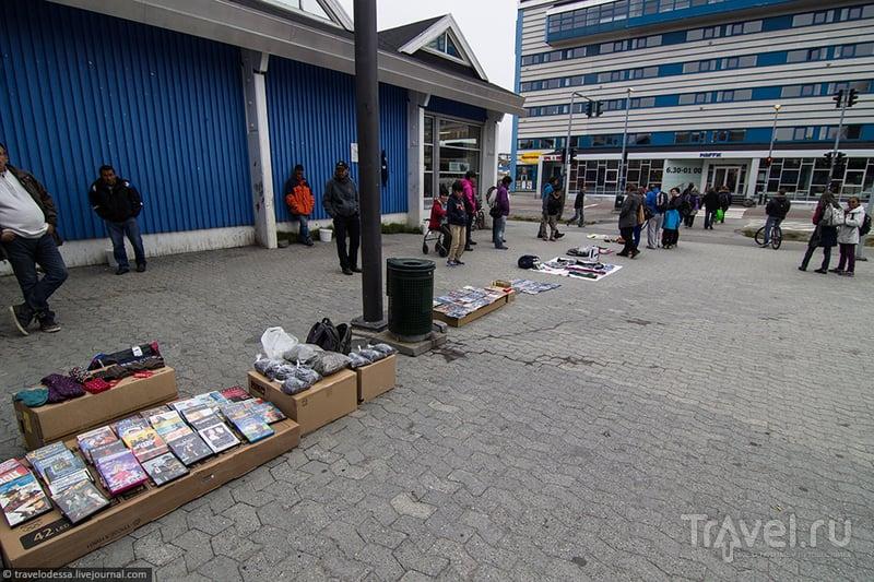 Спальный район Нуука. Как живут люди в Гренландии / Фото из Гренландии