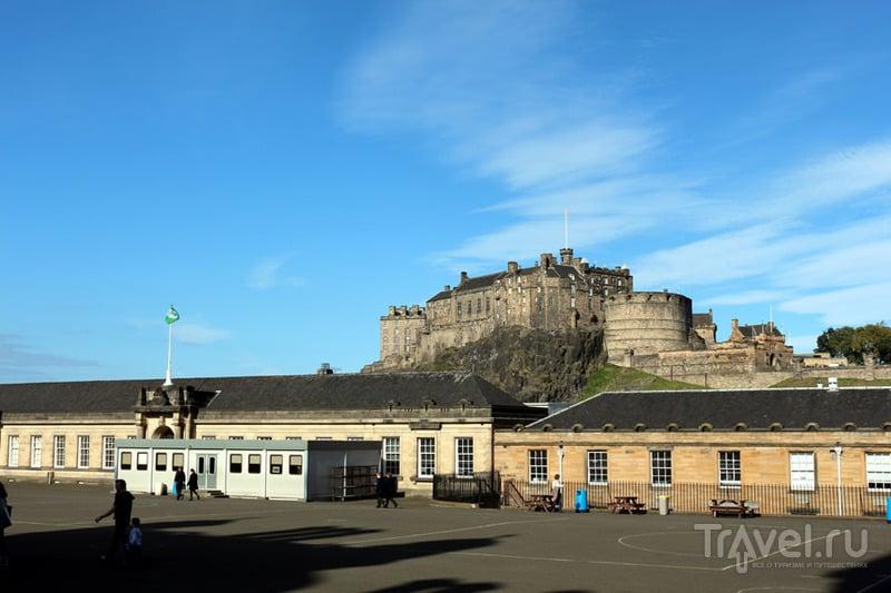 Экскурсия по шотландской частной школе / Великобритания