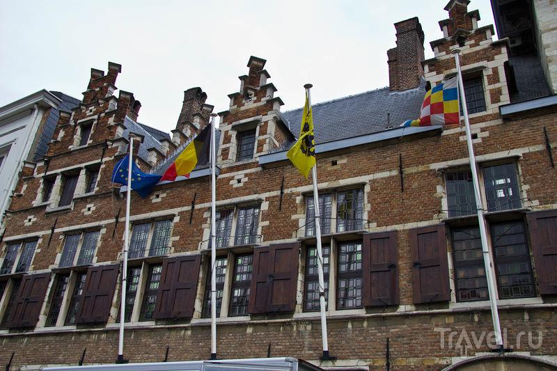 Антверпен. Город, в котором приятно гулять и по улицам, и по магазинам / Бельгия