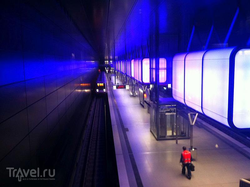 Hafencity - город будущего / Германия